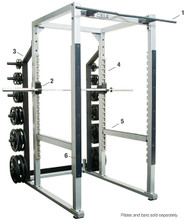 YORK ST Commercial Power Rack Cage   #55006