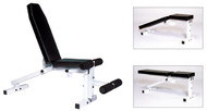 York Pro Series 306 Flat Incline Decline Utility Bench