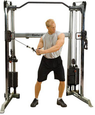 Body Solid Functional Training Center w/Bench w/Lower Body options