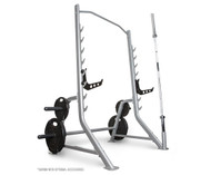 BodyCraft Squat Rack Half Cage F460