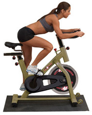 Best Fitness BFSB5 Chain Indoor Spin Style Bike