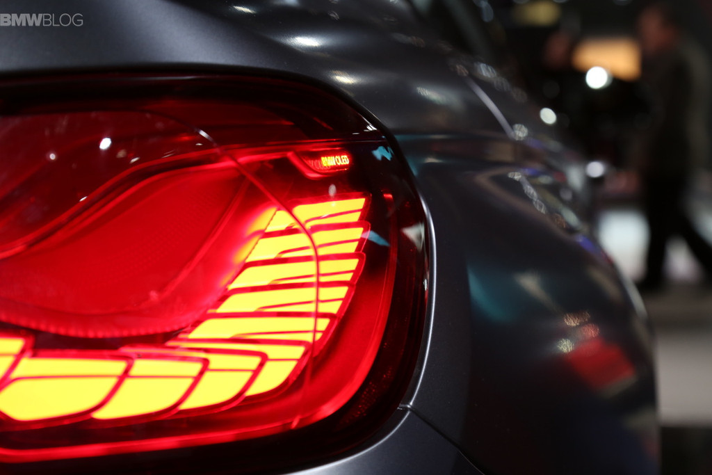 M4 GTS OLED Taillights
