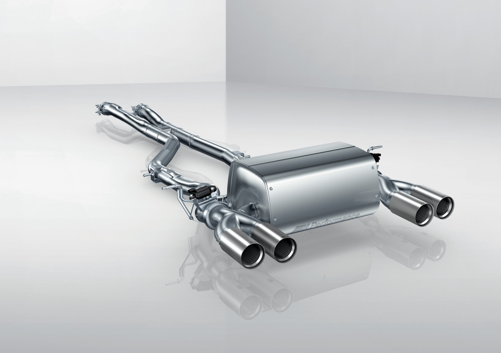M3/M4 M Performance Exhaust F80 F82 F83 F8X