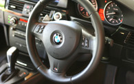 E92 M3 Steering Wheel Trim