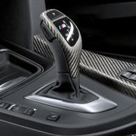 BMW M Performance Auto Gear Selector (Carbon Fibre)