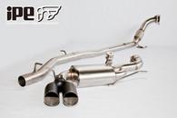 iPE Exhaust for your Audi S3