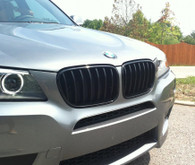 BMW Performance Gloss Black Grilles (F25) X3