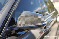 M Performance Carbon Fibre Mirror Covers