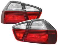 BMW E90 Blackline Taillights