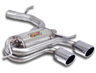 VW Golf Mk5 R32 Supersprint Muffler