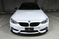 3D Design M3/M4 Carbon Fibre Front Lip