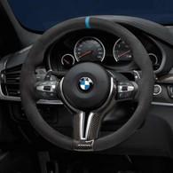 BMW F8X M3/M4 M Performance Steering Wheel