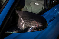 BMW M3/M4 M Performance OEM Carbon Fibre Mirror Covers