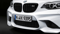 M2 M Performance Gloss Black Grilles
