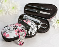 Bridal Shower Gifts - Artisano Designs Flirty Flip Flop Pedicure Set. Manicure/ Pedicure Set to make your day special.