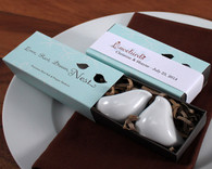 Wedding Favors Canada - Weddingstar Love Bird Salt & Pepper Shakers in Gift Package. Salt and Pepper Shakers to make your day special.
