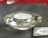Wedding Favors Canada - Weddingstar Crystal Tealight Holders. Candle Wedding Favors to make your day special.