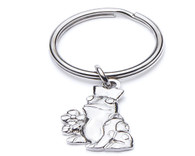 Wedding Favors - Weddingstar Frog Prince Charming Key Rings. Keychain to make your day special.