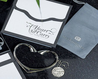 Bridal Shower Favors - Weddingstar A Heart to Carry Purse Valet with Gift Packaging. Purse Valet to make your day special.