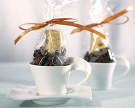 Wedding Favors - Weddingstar Swish Cup and Saucer Sets. Expresso Set to add the perfect finishing touch to your wedding.