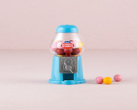 Wedding Party Favors - Weddingstar Mini Classic Blue Gumball Dispenser. Gumball Dispensers to add the perfect finishing touch to your wedding.