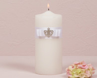 Wedding Accessories - Weddingstar Beverly Clark The Crowned Jewel Collection Unity Candle