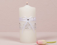 Wedding - Weddingstar Beverly Clark Royal Lace Collection Unity Candle