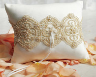 Wedding Ideas - Weddingstar Beverly Clark The Luxe Collection Ring Pillow