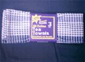 Woven Tea Towels ( Pack of 18 pcs)