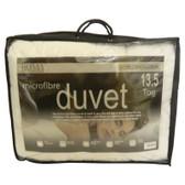 Microfiber Duvets 13.5 Tog