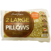 High Quality 100% Polyester Hollow-fibre Pillows