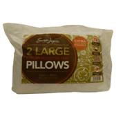 High Quality 10.5 Tog Duvet & Large Pillow Set
