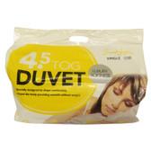 4.5 Tog High Quality Duvet