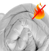 10.5 Tog Flame Retardant Duvets (BS 7175)