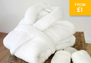 Bath Robes for Hotels & Institutions