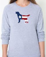 Righteous Hound - Unisex Patriot Lab Sweatshirt