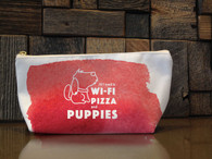 Pizza. Puppies. WiFi. Pouch