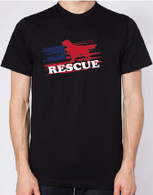 Righteous Hound - Men's Rescue Golden Retriever Tee