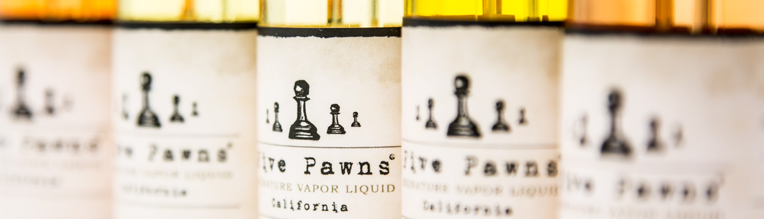 Five Pawns are Here!  It's your Move!