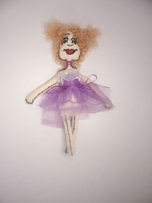 "Dolly Dames, ""Mrs. Ballerina""...Fantasy Doll"