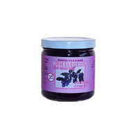 FRUIT SWEETENED HUCKLEBERRY PRESERVE