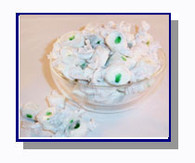 -Schooner Pete's Apple Pie Salt Water Taffy - 5 lbs
