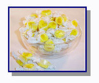 *Schooner Pete's Egg Nog Salt Water Taffy - 5 lbs