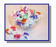 -Schooner Pete's Salt Water Taffy Oregon Mix - 5lbs