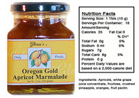 Apricot Marmalade by Gloria's Gourmet