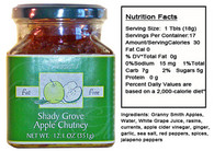 Apple Chutney by Gloria's Gourmet