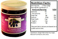 Genuine Oregon Marionberry - 12oz Jar