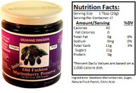 Genuine Oregon Seedless Marionberry -12oz Jar
