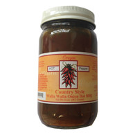 Genuine Oregon - Country Style  Hot Pepper Walla Walla Onion BBQ Sauce