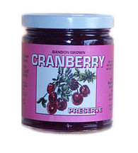 CRANBERRY PRESERVE- with SEEDS